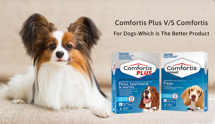 Difference between comfortis and comfortis plus